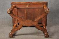 Rare 17th Century Olive Wood Oyster Side Table (14 of 14)