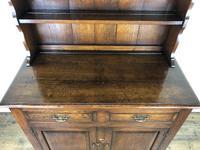 Early 20th Century Oak Dresser (9 of 15)