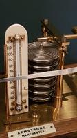 Antique Armstrong of Manchester Oak Barograph (2 of 8)