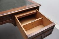 19th Century French Walnut Writing Table (13 of 13)