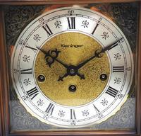 Fine Kieninger Mantel Clock 8 Day Westminster Chime Mantle Clock (3 of 11)