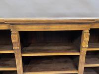 Victorian  Breakfront Bookcase (7 of 11)