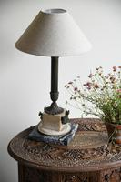 Classical Style Marble Table Lamp (7 of 12)