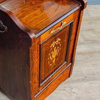 Inlaid Rosewood Coal Box (7 of 7)