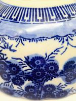 Antique Porcelain Chinese Blue & White Bowl (2 of 6)