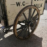 Edwardian Express Dairy Delivery Milk Cart (9 of 11)