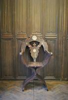 Syrian Savonarola Chair