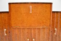 Art Deco Burr Walnut Cocktail Cabinet / Sideboard by Epstein (12 of 12)