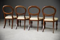 Set 4 Victorian Style Dining Chairs (2 of 11)
