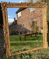 Very Large Gilt Mirror (10 of 11)