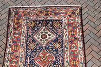 Good antique Luri carpet 250x156cm (3 of 10)