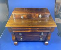 Victorian Miniature Mahogany Scotch Chest of  Drawers (10 of 16)
