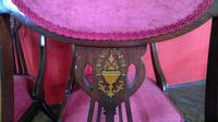 Edwardian Parlour Chairs (2 of 4)