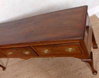 Georgian Oak Dresser Base Sideboard Mahogany George III (8 of 14)