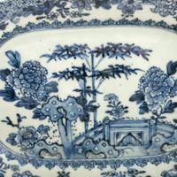 Pair of 18th Century Qianlong Dishes (5 of 8)