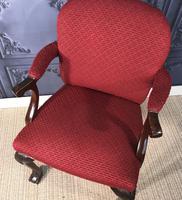 Pair of Mahogany Desk Chairs c.1920 (15 of 15)