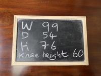 Early Mahogany Writing Table (6 of 10)
