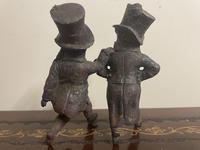 Victorian Bronze Top Hat Boy Figures (5 of 6)