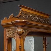 Late Victorian Mahogany Sideboard (19 of 19)