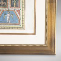 Set of Four Studies of Raphael Frescoes (2 of 6)