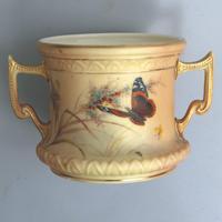 Grainger & Co Royal China Works Royal Worcester Loving Cup c.1901