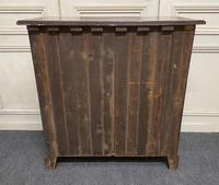 Lovely Antique Burr Walnut Chest of Drawers (12 of 14)