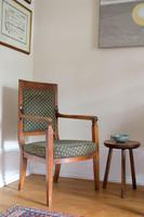 Pair of 19th Century French Walnut Armchairs (2 of 21)