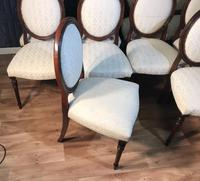 Set of Ten Mahogany Dining Chairs (4 of 10)