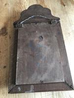 Antique Repousse Detail Cushion Mirror (5 of 10)
