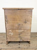 Rustic Pine Three Drawer Pedestal Chest (9 of 9)