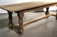 French large oak farmhouse dining table (36 of 38)