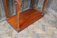 French Mahogany Console / Hall Table (2 of 6)
