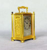 English Fusee Carriage Clock - James Voak of London (6 of 6)
