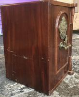 Antique Hopkins Birmingham Cast Iron Compact Safe with 2 Keys (6 of 9)