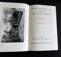 1931 Across the Gobi Desert by Sven Hedin 1st Edition (2 of 4)