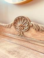 French Antique Sideboard / Louis XV Style Sideboard / Antique Oak Buffet (4 of 9)