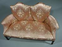 Elegant Late 19th Century Boudoir Sofa (2 of 6)
