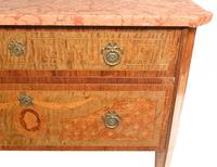 Swedish Chest of Drawers Antique Neo Classical Commode (4 of 11)