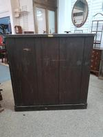 Antique Open Front Bookcase (4 of 6)