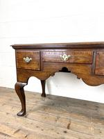 18th Century Oak Lowboy (4 of 10)
