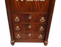 French Empire Cocktail Cabinet Drinks Chest c.1920 (6 of 10)