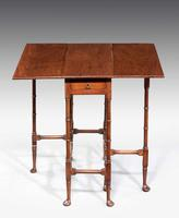 "George III Style Mahogany ""Spider-leg"" Table c.1890 (3 of 5)"