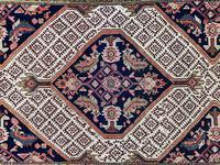 Antique Sarab Runner 3.18m x 1.10m (8 of 10)