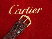 Cartier Ladies Tank Wristwatch (3 of 4)