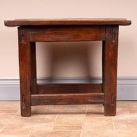 Primitive Occasional Table (3 of 9)