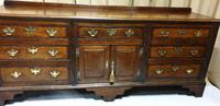 Superb 18th Century Oak Dresser Base (11 of 12)