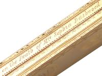 22ct Yellow Gold Toothpick Case/holder with Mirror - Antique George III (1779) (9 of 15)