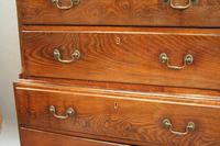 Rare George III Tallboy Chest of Drawers (12 of 15)