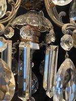 One Light Italian Open Lantern Chandelier (4 of 8)