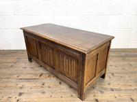 Vintage Oak Blanket Box (4 of 10)